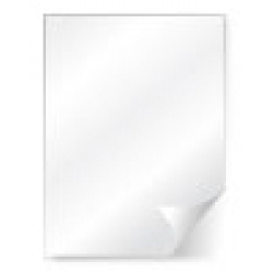 White Paper High Gloss Permanent